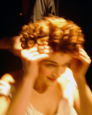 Operetta by André Messager, directed by Fanny Ardant, Produced by the Théâtre du Châtelet.
