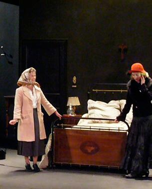 Georges Feydeau adapté par Philip Adrien. Création au Théâtre de la Tempête Cartoucherie de Vincennes
